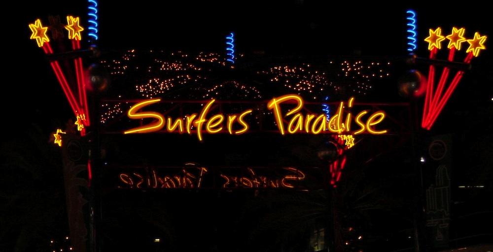 Surfers Paradise(サーファーズパラダイス)