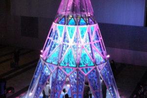 """東京ミッドタウン""""初""""のクリスマスイルミネーション(2007年11月)PHOTO: SHUN ONLINE"""