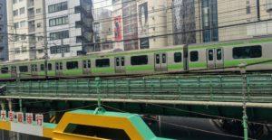 鉄道(山手線)