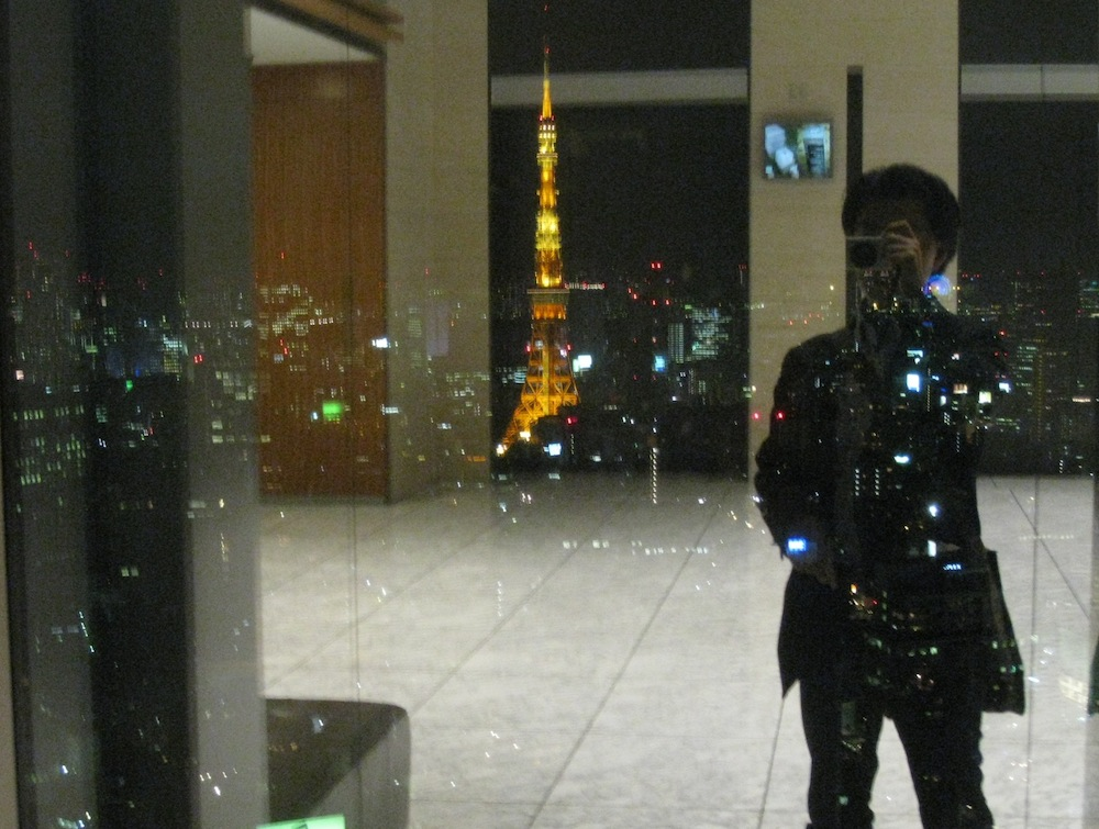 SHUN ONLINE(樺澤俊悟) @東京ミッドタウン 東京タワー