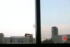 渋谷の部屋からの光景