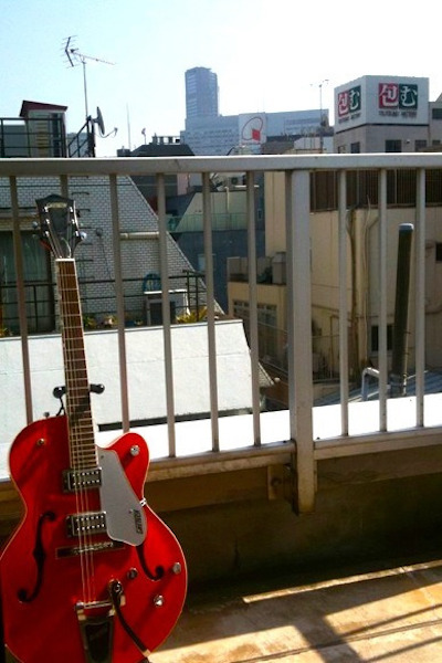 SHUN(樺澤俊悟)'s Guitar(ギター)