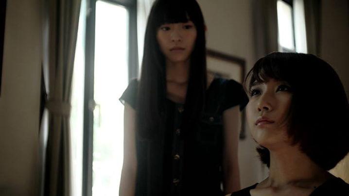 高﨑哉海と綾瀬愛/ふるいち やすし監督の短編映画『祈りのあとに』