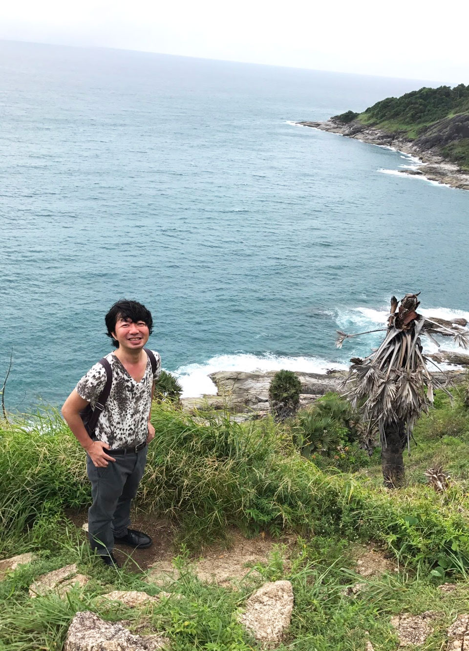 SHUN ONLINE(樺澤俊悟) プーケット島の最南端