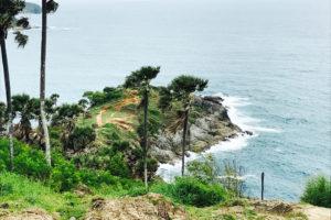 プーケット島の最南端