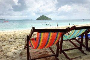Thailand(タイ)プーケットの海岸