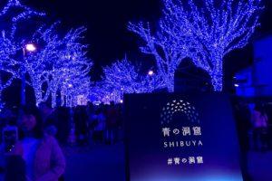 青の洞窟 SHIBUYA <代々木公園ケヤキ並木>