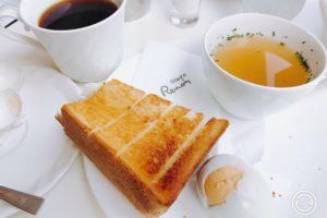 喫茶室ルノアール 渋谷東急ハンズ前店のモーニングセット