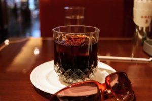 ブランデーのような味わいのコーヒー/渋谷の喫茶 集にて(2019年4月28日)photo by SHUN ONLINE