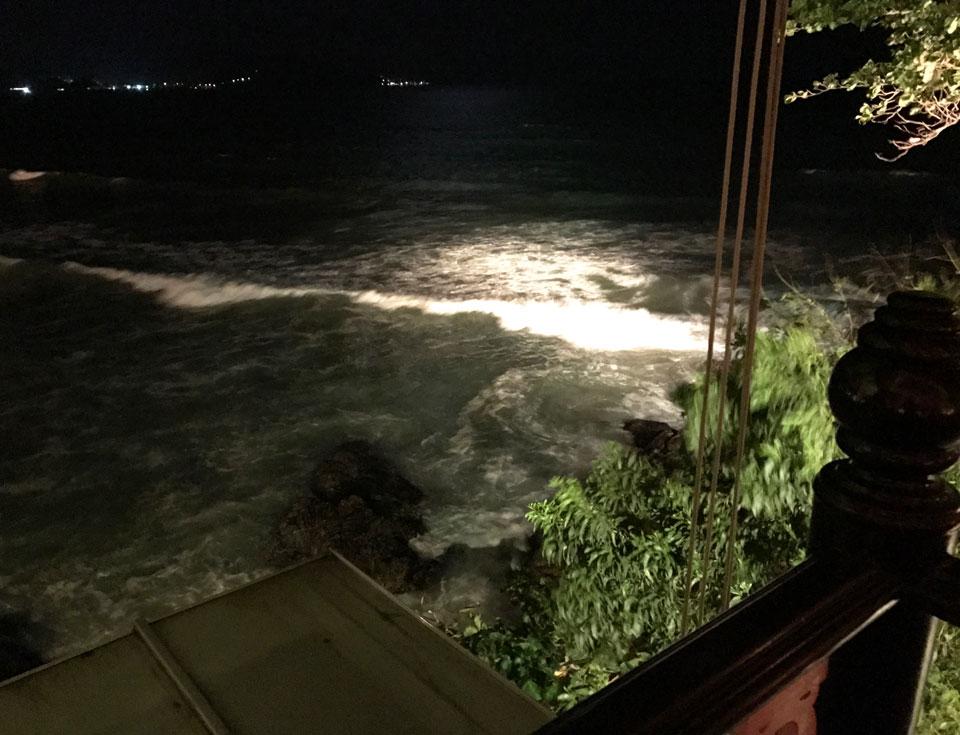 SEA near Baan Rim Pa Patong in phuket