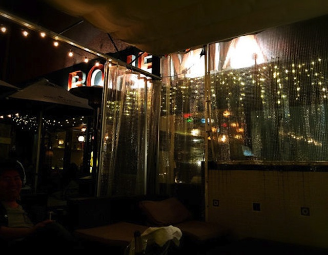 CAFE BOHEMIA(カフェ・ボヘミア)テラス in 奥渋谷