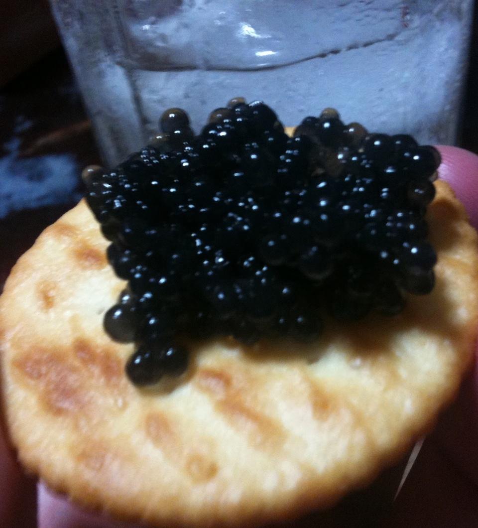 caviar(キャビア)on リッツ