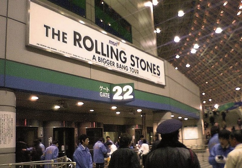 The Rolling Stones 東京ドーム・コンサート(2006年)