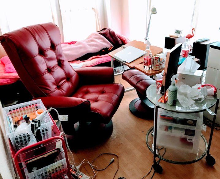SHUN ONLINE'S ROOM(部屋)
