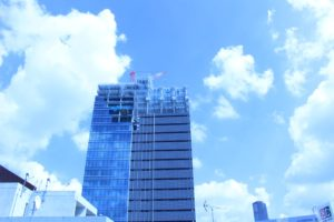 SKY BLUE (camera-whitebalance 白色蛍光灯)