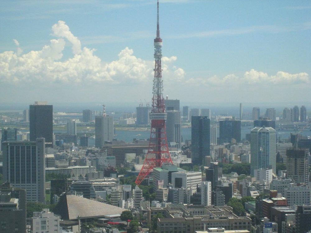 東京タワー:PHOTO BY SHUN ONLINE(樺澤俊悟)