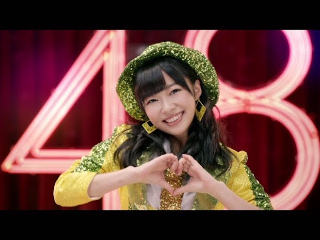 AKB48「 恋するフォーチュンクッキー」