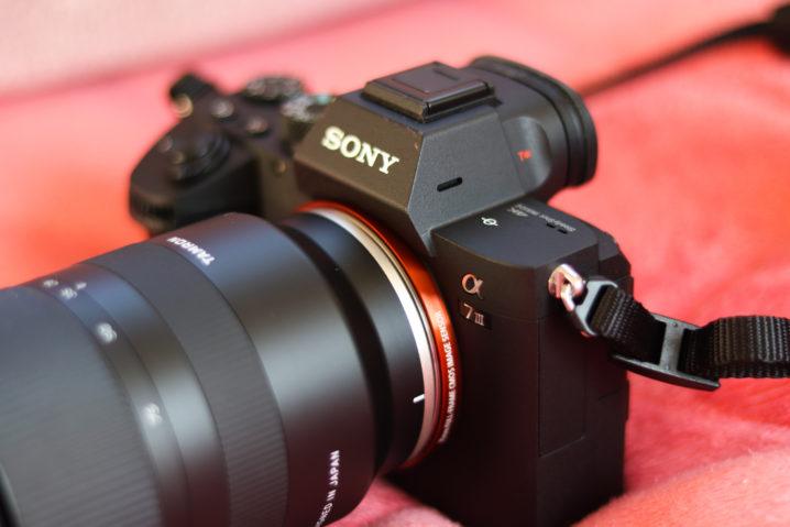 SONY α7 III(樺澤俊悟のミラーレスカメラ)ソニー