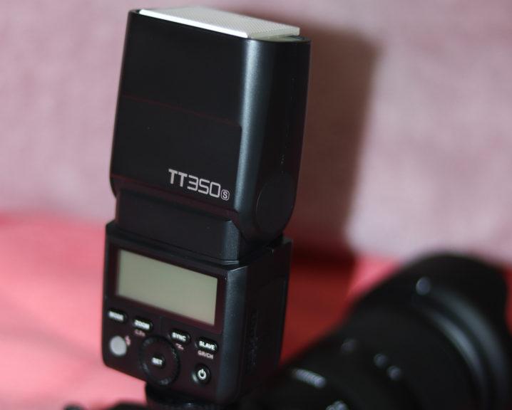 Godoxのストロボ「TT350s(ソニー用)」