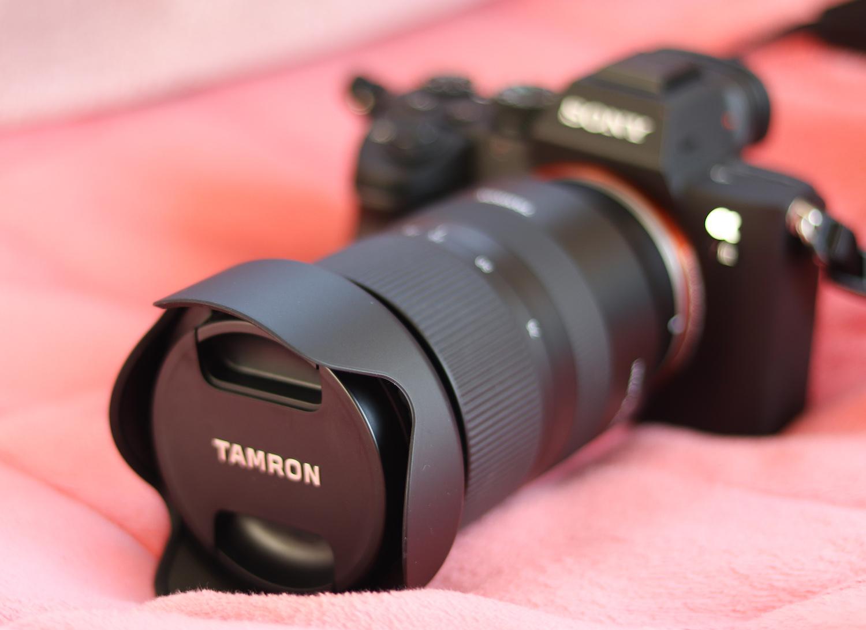 TAMRONのソニーEマウント用「28-75mm F2.8 Di III RXD」