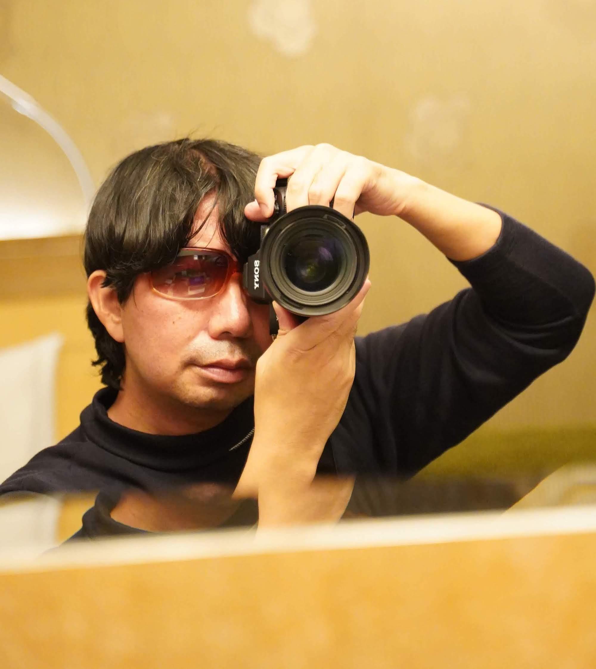 SHUN ONLINE(樺澤俊悟)CAMERAMAN(カメラマン)/2019年11月30日、シンガポール・マリーナベイサンズにて