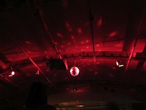 青山CLUB EVENT ミラーボール