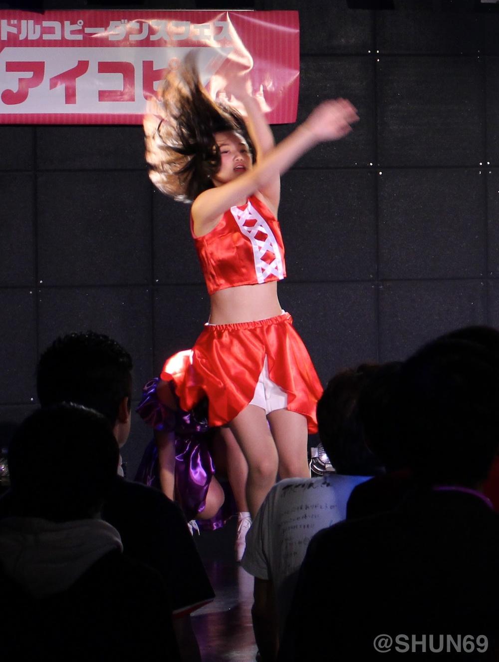 ちゃんず!@アイドルコピーダンスフェス/撮影:SHUN ONLINE
