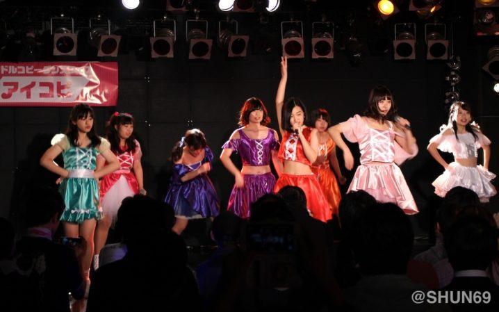 アイドルコピーダンスフェス 第1回目/撮影:SHUN ONLINE