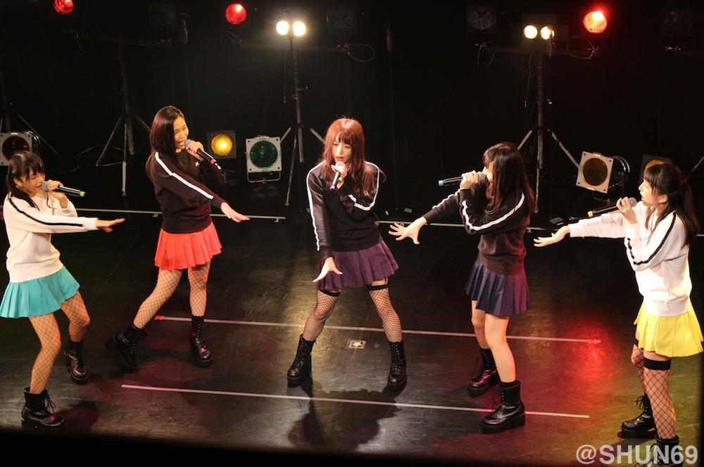 """マジカル・パンチライン2ndワンマンライブ """"DANCE DANCE ROMANCE:PART1"""