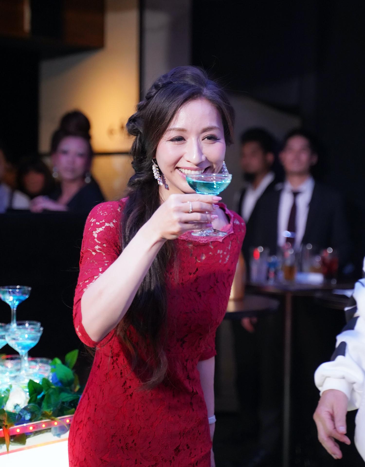牧内美奈子さん/2020年1月29日/撮影:SHUN ONLINE