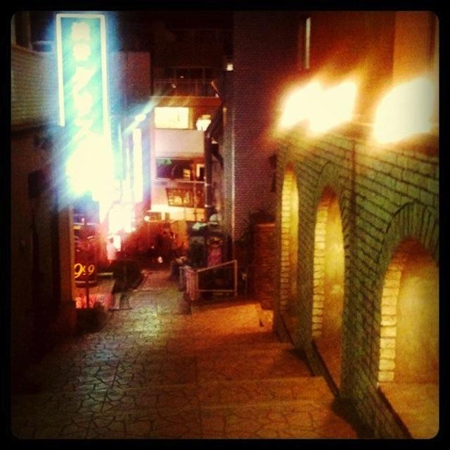 渋谷 道玄坂・円山町の異空間、リゾート