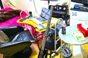 STEINBERGER(スタインバーガー)> SHUN ONLINE(樺澤俊悟)のBASS(ベース・ギター)