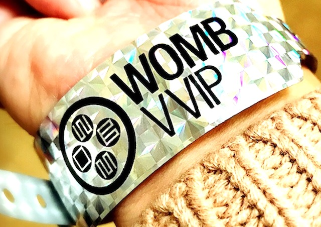 CLUB WOMB VVIP