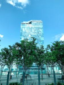 渋谷フクラス・『SHIBU NIWA』からの光景