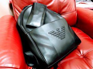 エンポリオ アルマーニ(EMPORIO ARMANI)のバッグ&財布(イーグルロゴ)