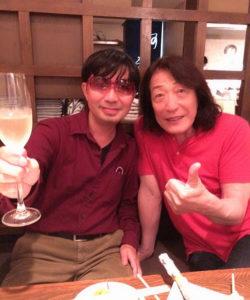 左から:SHUN(樺澤俊悟)、矢沢透(アリス)2020年6月8日