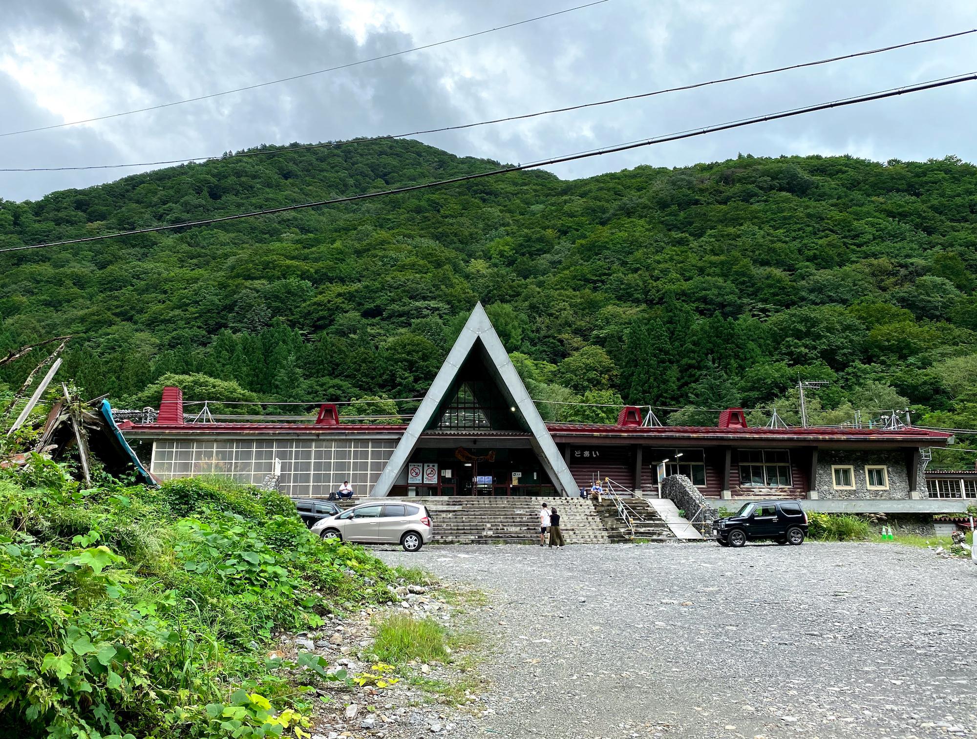 群馬県土合駅(2020年9月6日/撮影:SHUN)