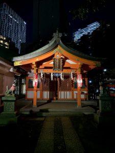 豊栄稲荷神社(東京都渋谷区渋谷3丁目4−7)2020年8月28日/SHUN