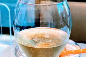 スパークリングワイン IN ARMANI CAFE