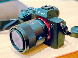 ZEISS(ツァイス)の単焦点レンズ「ソニー SONY 単焦点レンズ Sonnar T* FE 55mm F1.8 ZA Eマウント35mmフルサイズ対応 SEL55F18Z」