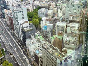 渋谷の光景