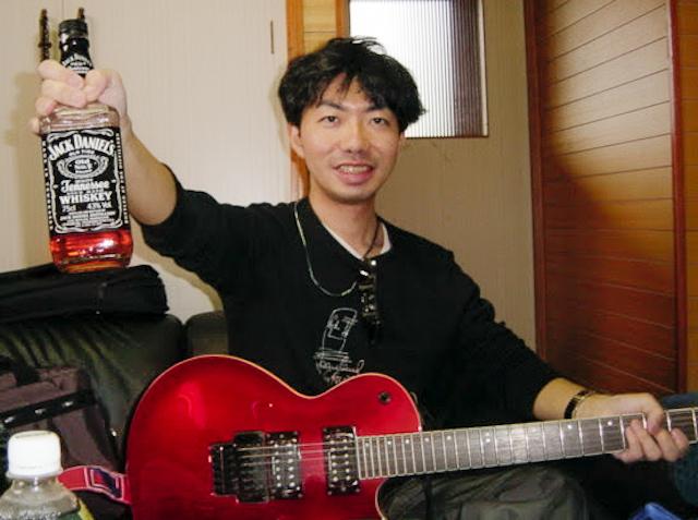 SHUN(樺澤俊悟)with Guitar