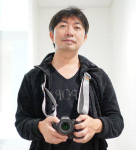 SHUN(樺澤俊悟)with 「Peak Design」のカメラストラップ 2021.05.29