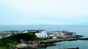 城ヶ島京急ホテルの跡地