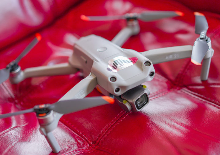 DRONE「DJI AIR2S」