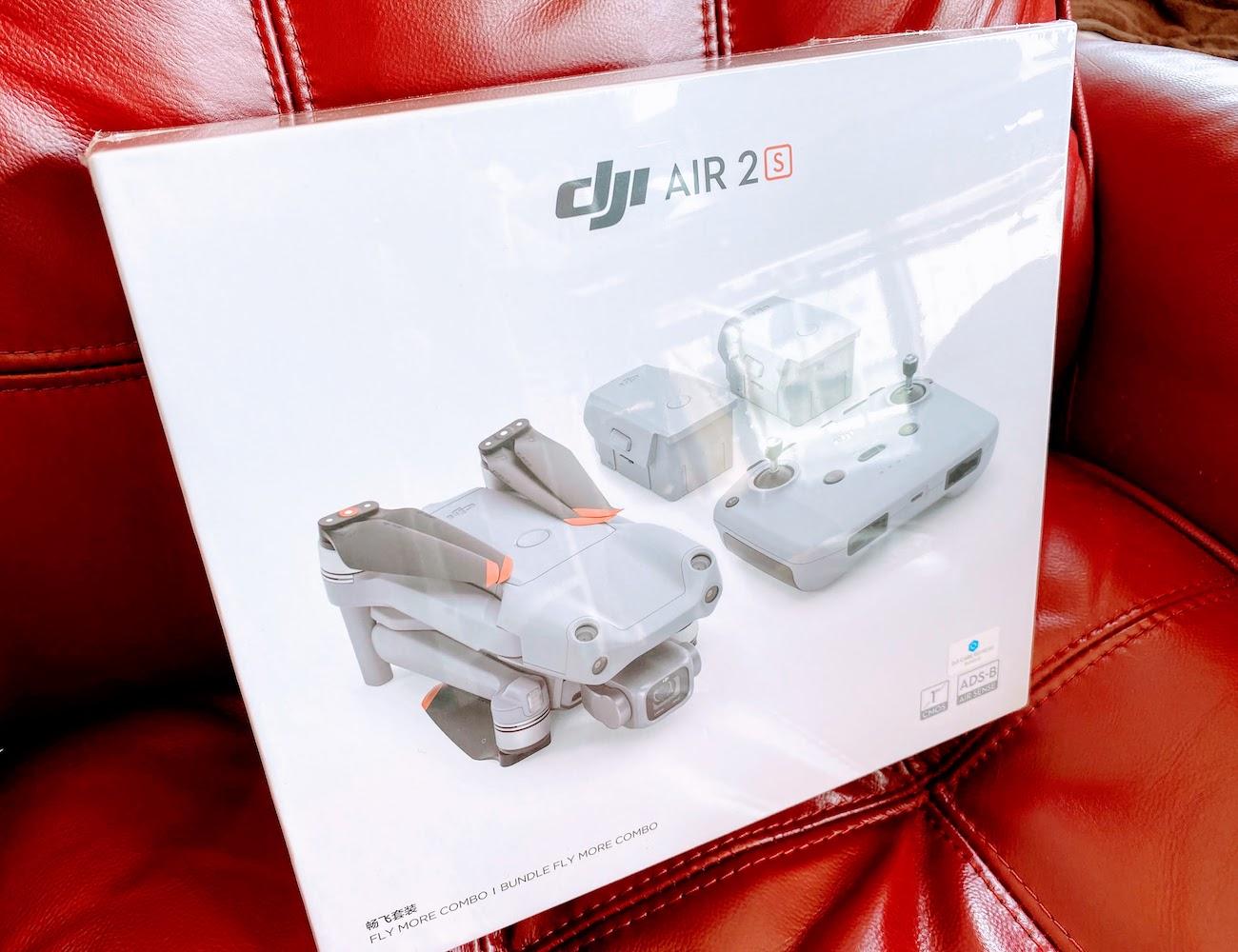 DJI AIR2S(エアー2エス)BOX