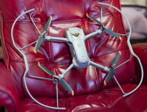 DRONE・DJI AIR2SにPropeller Guards(プロペラガード)