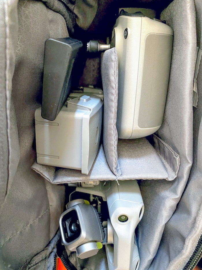 DRONE(DJI AIR2S)のケース
