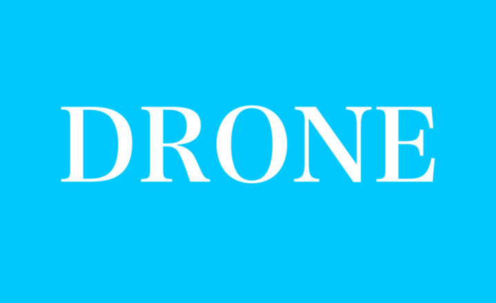 DRONE(ドローン)