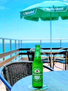 葉山の海を一望できるレストラン「PLAGE SUD(プラージュ・スッド)」